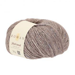 Rowan - Felted Tweed - Aluminium