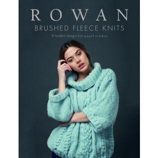 Rowan Brushed Fleece Knits - Magazine