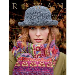 Rowan Kaffe Fassett's Winter Vintage