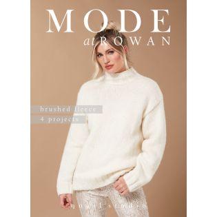 Rowan Brushed Fleece - 4 Projects