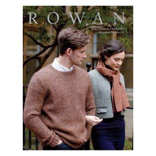 Rowan Knitting & Crochet - Magazine 66 - German Edition