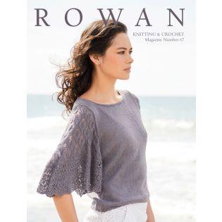 Rowan Knitting & Crochet - Magazine 67 - German Edition
