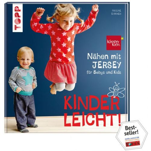 Buch - Nähen mit Jersey für Babys und Kids - Kinderleicht!