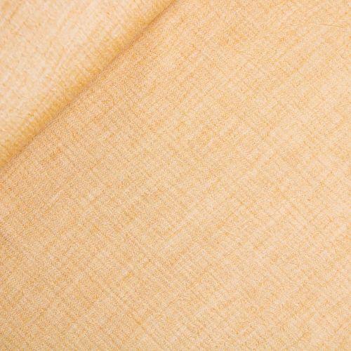 Musselin - Double Gauze - melange - gelb