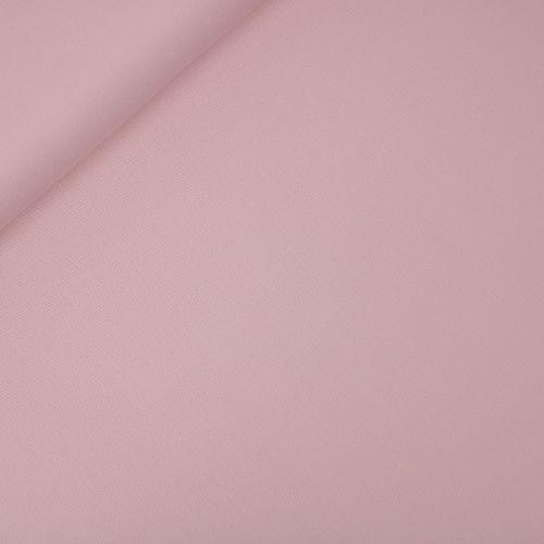 Baumwollstretch - Uni - puder