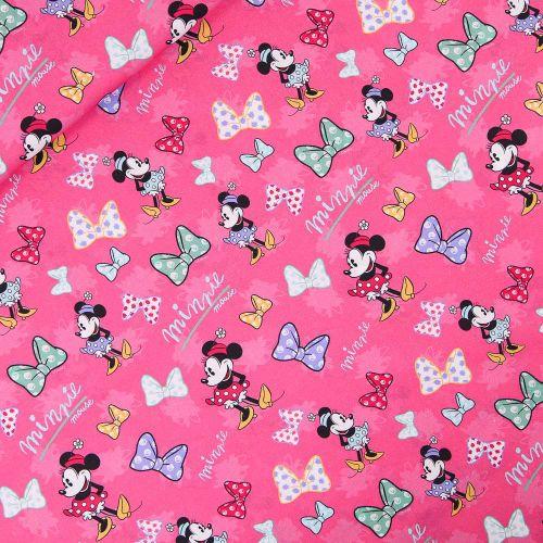 Baumwolle - Disneys sweet Minnie Mouse