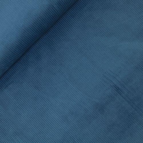 Genuacord - Breitcord - uni - blau