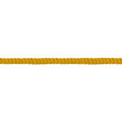 Parkakordel - 4 mm - ocker