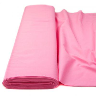 Baumwolle - Fahnentuch - uni - rosa
