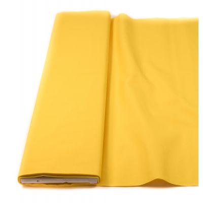 Baumwolle - Fahnentuch - uni - gelb