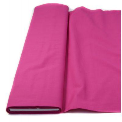 Baumwolle - Fahnentuch - uni - pink