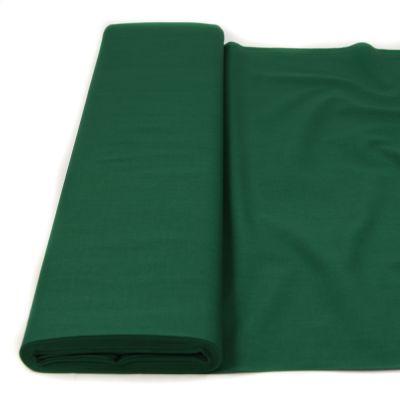 Baumwolle - Fahnentuch - uni - jägergrün