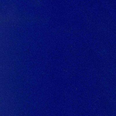 Plotterfolie - Flockfolie - blau