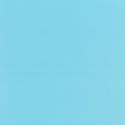 Plotterfolie - Flockfolie - hellblau