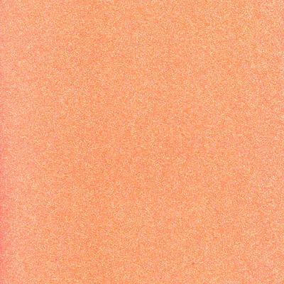 Plotterfolie - Flexfolie - Glitzerfolie - neonorange