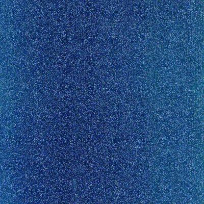 Plotterfolie - Flexfolie - Glitzerfolie - navy