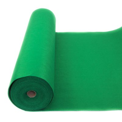 Dekofilz - 3mm - grasgrün