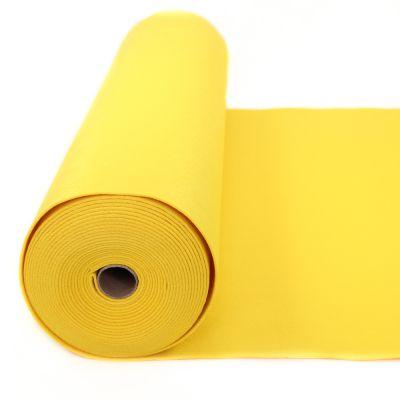 Dekofilz - 3mm - gelb