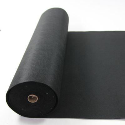 Dekofilz - 3mm - schwarz