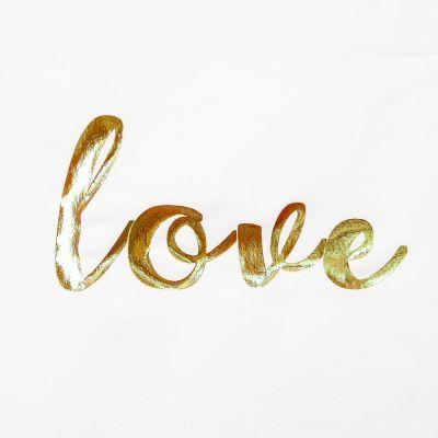 Plotterfolie - Opal-Flexfolie - Love
